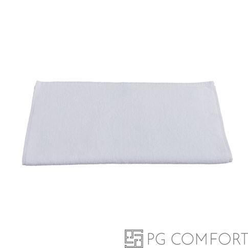 Fehér Frottír Törölköző 30x50cm