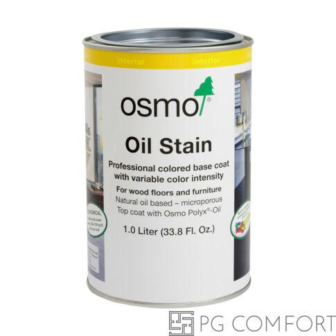 Osmo Oil Stain Olajpác - 3519 Natúr 1L