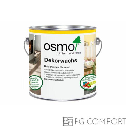 Osmo dekorviasz beltéri felületkezelő anyag 3103 - Tölgy világos 0,75L