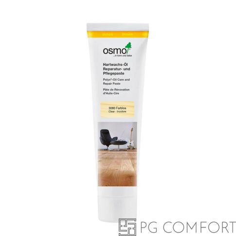 OSMO keményviasz-olaj-javító-és ápolópaszta  - 3080 Színtelen
