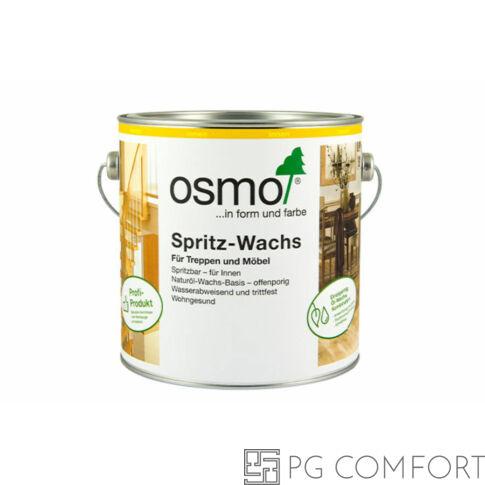 SPRAY-WAX szóróviasz- Nr.-3049 Fekete fedő matt 1 L