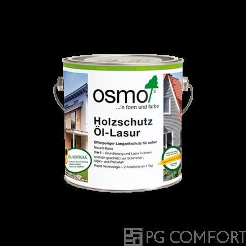 Osmo Természetes színezezett védőolaj - 729 Fenyőzöld