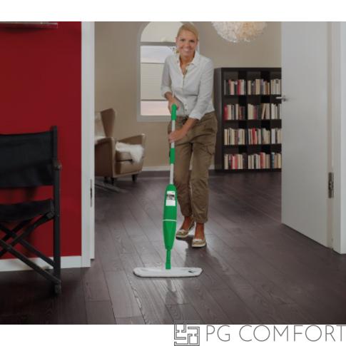 Spray-Mop padlótisztító szett