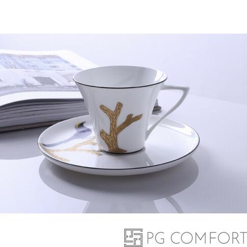 Blue Bird teáscsésze és csészealj