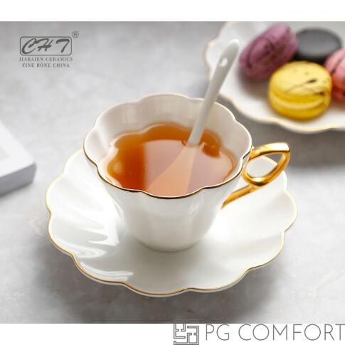 Gold Flower teáscsésze és csészealj