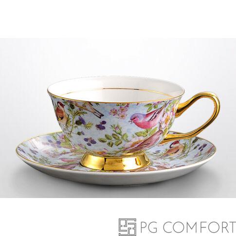 Royal Bird teáscsésze és csészealj