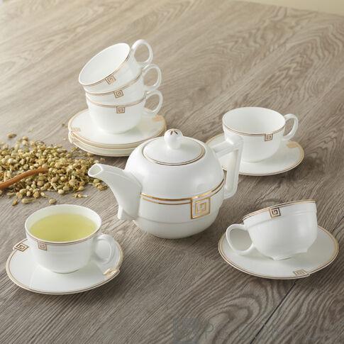 Luxury teáskészlet 6személyes