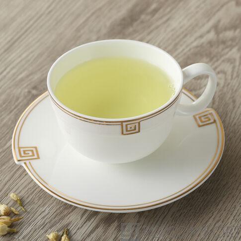 Luxury teáscsésze és csészealj