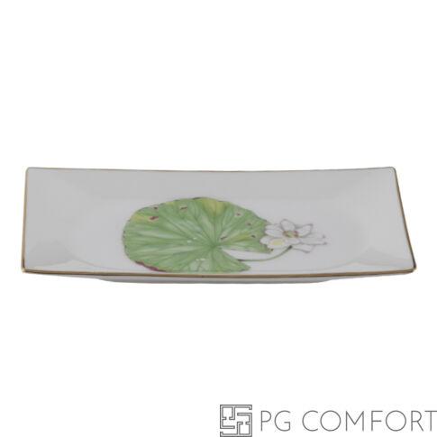Water-Lily oliva tálka