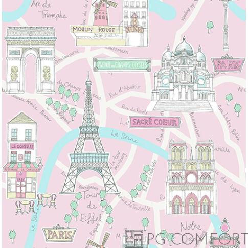 Wallquest tapéta - Paris