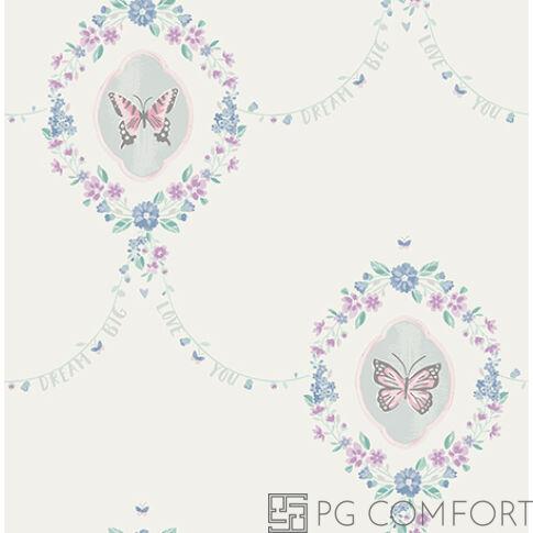 Wallquest tapéta - Butterfly Wreath