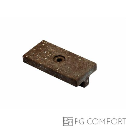 UPM ProFi Deck Clip ProFibox Gesztenyebarna